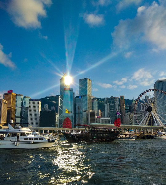 Victoria Harbour, Central, Hong Kong Island