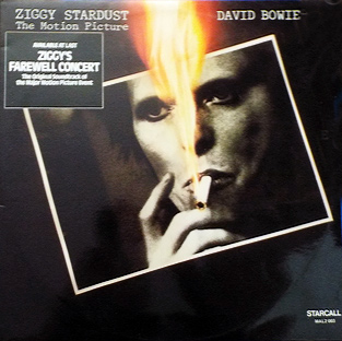 cream of the crate #168 – david bowie: ziggy stardust [the motion picture] – dedicated to the passing of a great artist