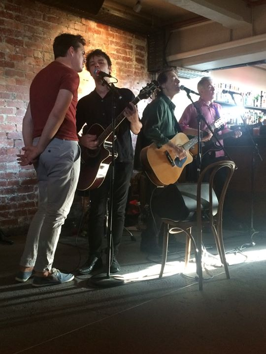 billy miller and the love brothers full band gigs
