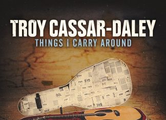 troy cassar-daley announces 'things i carry around'