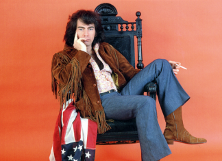 lunching with neil diamond – as you do