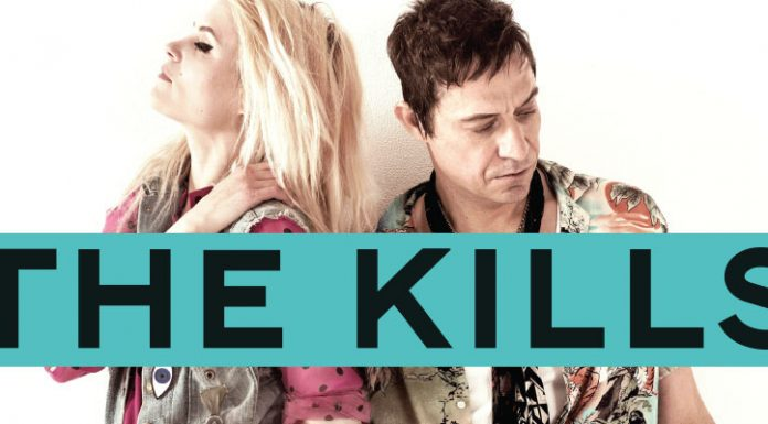 the kills return to au&nz + we're giving away a prize pack to celebrate!