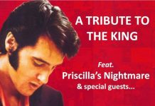 a tribute to the king' – celebrating the 39th anniversary of elvis's death