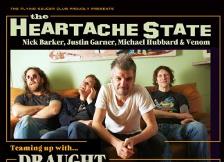 heartache state with draught dodgers