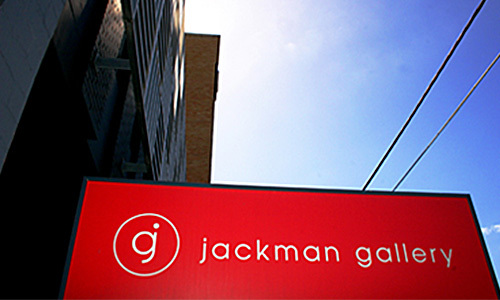 more new works at jackman gallery