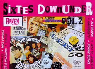cream of the crate: cd's #10 – sixties down under volume 2 (a compilation)