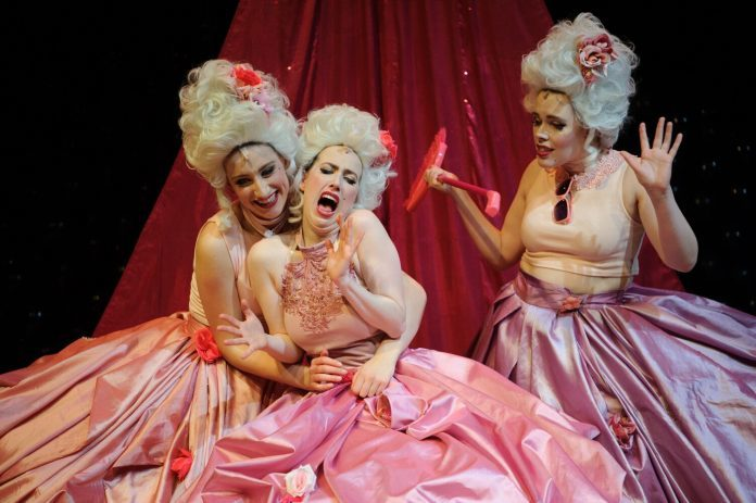 'ladycake' three birds theatre | review by meredith fuller, psychologist & author