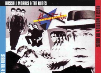 almost frantic russell morris & the rubes cd free postage