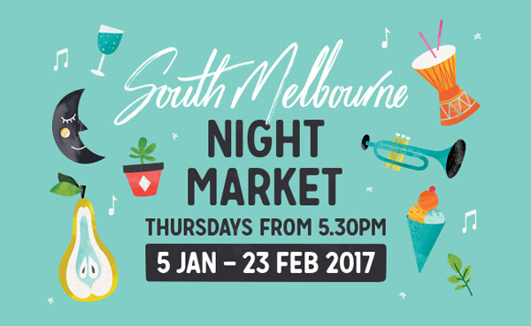 we're back – join us on thursday nights for street food, shopping & live music