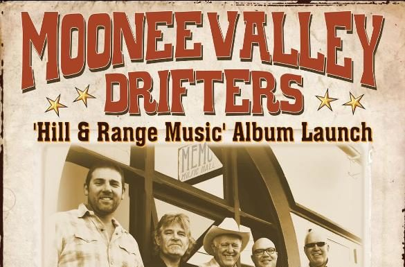 moonee valley drifters album launch @ memo – friday frenzy!!