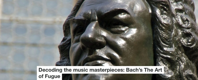 decoding the music masterpieces: bach's the art of fugue