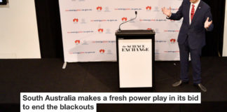 south australia makes a fresh power play in its bid to end the blackouts