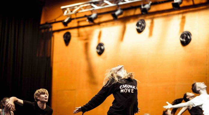 chunky move – easter intensive dance workshops