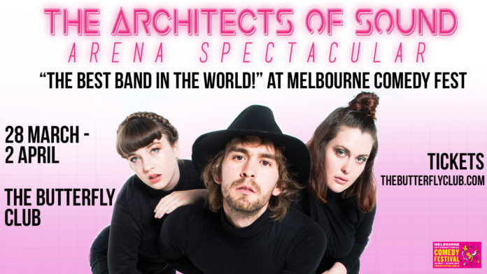 architects of sound – funny!
