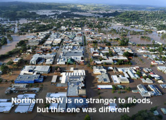 northern nsw is no stranger to floods, but this one was different