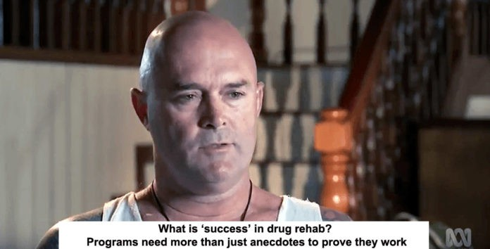 what is 'success' in drug rehab? programs need more than just anecdotes to prove they work