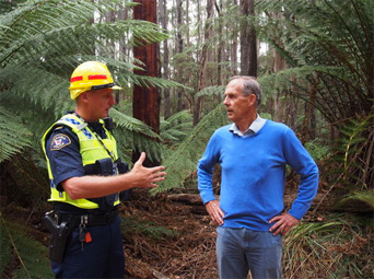 bob brown takes to the high court to put hardline anti-protest laws to the test