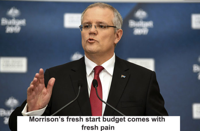 morrison's fresh start budget comes with fresh pain