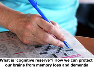 what is 'cognitive reserve'? how we can protect our brains from memory loss and dementia