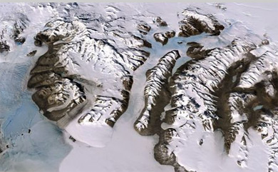 Volcanoes-under-the-ice--melting-Antarctic-ice-could-fight-climate-change