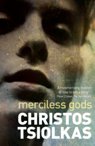 merciless gods – based on the book by christos tsiolkas   northcote town hall 25 july – 15 august