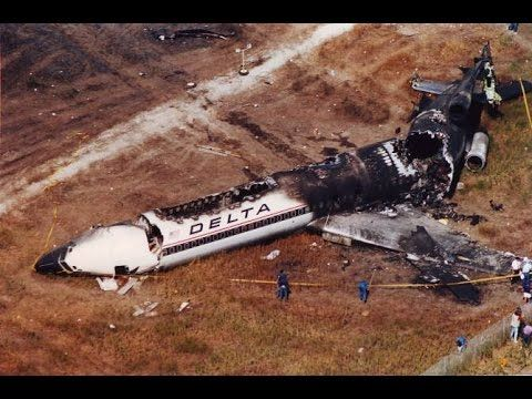 delta flight 191 – (richard laver – survivor)
