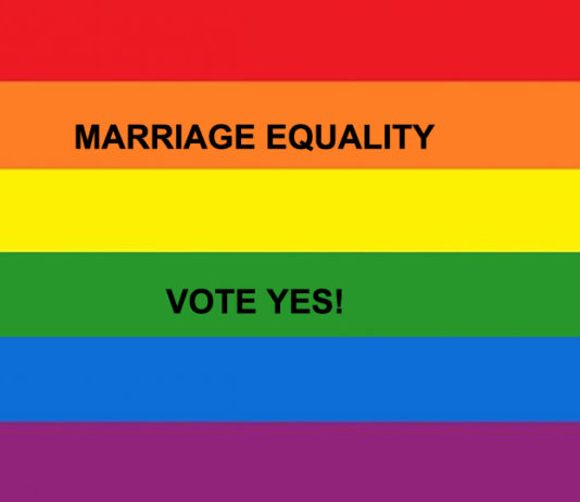 marriage equality – why a yes vote is important