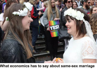 what economics has to say about same-sex marriage