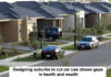 designing suburbs to cut car use closes gaps in health and wealth