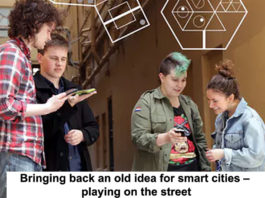 bringing back an old idea for smart cities – playing on the street