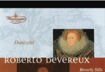 ROBERTO DEVEREAUX BY DONIZETTI