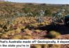 WHAT'S AUSTRALIA MADE OF? GEOLOGICALLY, IT DEPENDS ON THE STATE YOU'RE IN