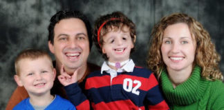 Nathaniel Newman (living With Treacher Syndrome)