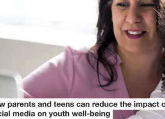 How parents and teens can reduce the impact of social media on youth well being Header