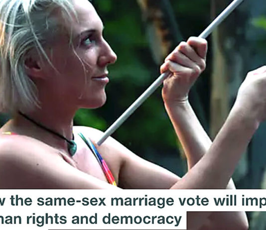 How The Same-sex Marriage Vote Will Impact On Human Rights And Democracy