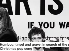 Humbug, Tinsel And Gravy: In Search Of The Perfect Christmas Pop Song