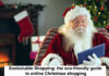 Sustainable Shopping the eco friendly guide to online Christmas shopping Header