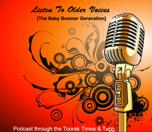 Listen To Older Voices – Ruth Rooney : Part 1