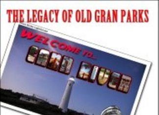 The Legacy Of Old Gran Parks Cover Reveal!