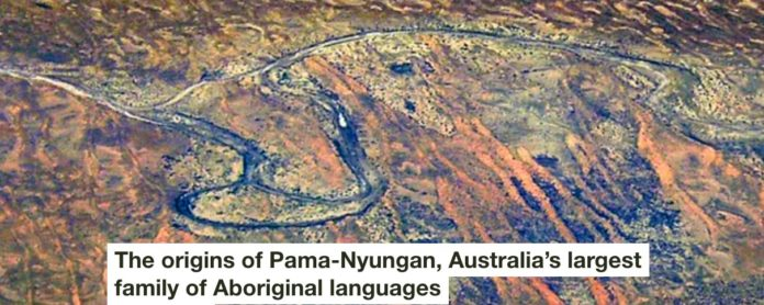 Origins of Pama Nyungan Header