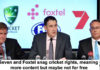Seven and Foxtel get Cricket rights Header