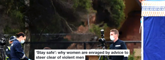'stay Safe': Why Women Are Enraged By Advice To Steer Clear Of Violent Men