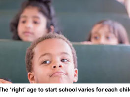 The 'right' Age To Start School Varies For Each Child
