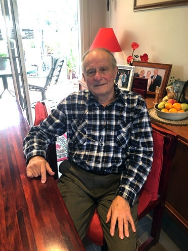 Listen To Older Voices : Charles Pallaghy – Part 3