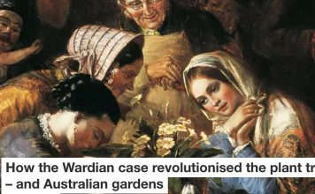 Wardian case revolutionised the plant trade Heafer