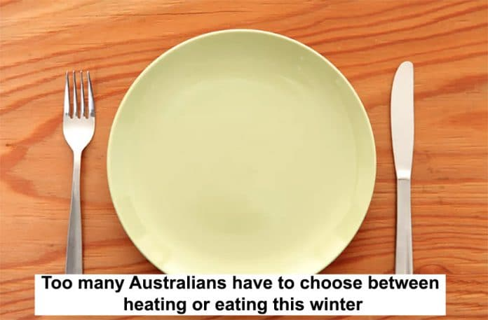 Too Many Australians Have To Choose Between Heating Or Eating This Winter