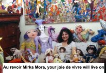 Au Revoir Mirka Mora, Your Joie De Vivre Will Live On
