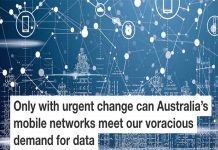 Only With Urgent Change Can Australia's Mobile Networks Meet Our Voracious Demand For Data