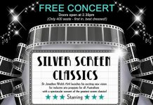 Silver Screen Classics flyer