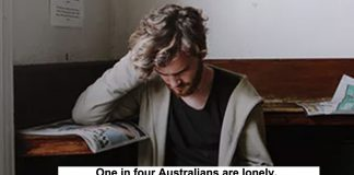 One in four Australians lonely Header